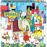 Holiday Parade 64-Piece Puzzle