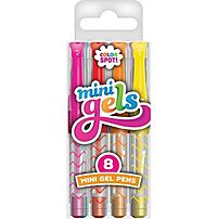 Mini Gels (Set of 8 Mini Gel Pens)