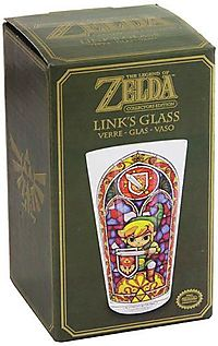 Link Glass (Legend of Zelda)