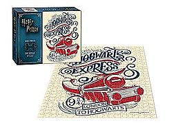 Hogwarts Express 200-Piece Puzzle (Harry Potter)