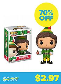 Elf Movie Buddy with Chase Vinyl Figure
