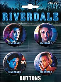 Riverdale 4-Button Set