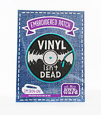 Vinyl Isn't Dead Patch
