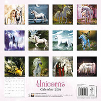 Unicorns 2019 Wall Calendar