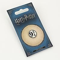 Platform 9 3/4 Pin Badge (Harry Potter)