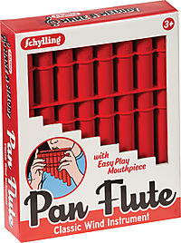 Pan Flute Classic Wind Instrument