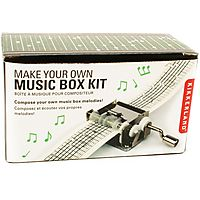 Make-Your-Own Music Box Kit