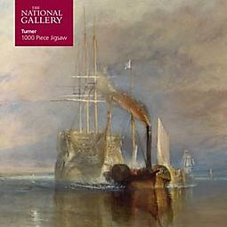 National Gallery: Turner - Fighting Temeraire 1000pc Puzzle